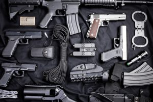 Unlawful Disposition of a Firearm Attorneys Passaic County NJ
