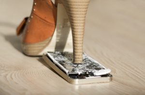Property Destruction and Domestic Violence Restraining Orders