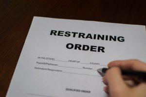 Civil Restraints and Domestic Violence Complaints Passaic County NJ