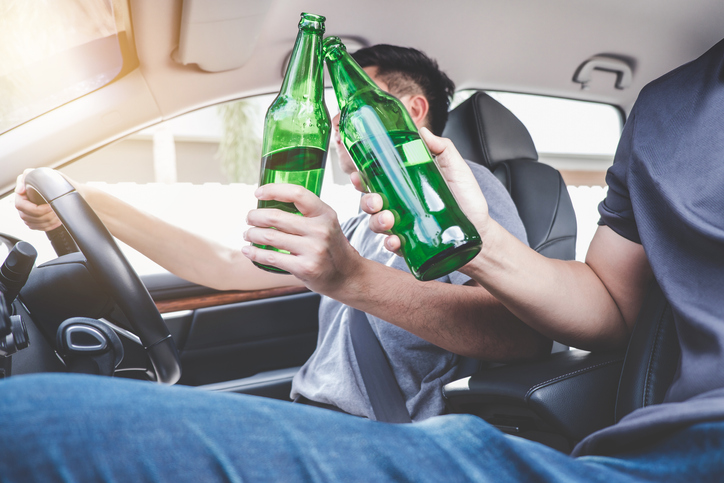 Underage Alcohol Possession and DUI Lawyers Passaic County NJ