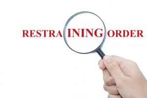 Is it possible to dissolve a final restraining order in New Jersey?
