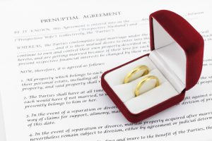 Passaic County NJ Prenuptial Agreement Attorneys