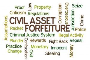 Types of Asset Forfeiture