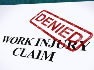Appealing a Denied Personal Injury or Workers' Compensation Claim