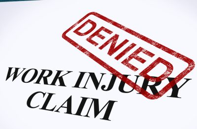 How to Appeal a Denied Personal Injury or Workers' Compensation Claim
