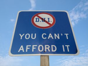 What are the chances of getting a DUI dismissed in NJ?