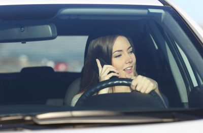 Distracted Driving is Leading Cause of Fatal Motor Vehicle Accidents in NJ