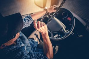 Laws against texting while driving a commercial vehicle
