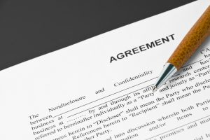 What is a postnuptial agreement?