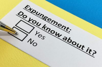 Can I Get a Felony, Indictments & Other Criminal Records Expunged in NJ?
